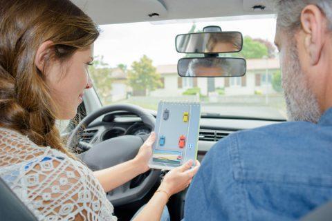 Le permis voiture B et AAC