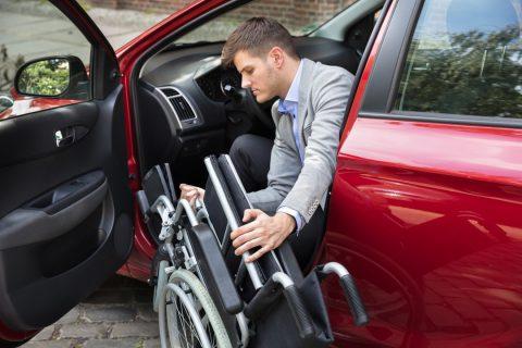 Le permis de conduire pour les handicapés